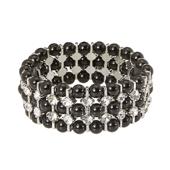 OASIS Atlantic Opera Bracelets - Black - 1/Pack