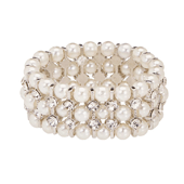 OASIS Atlantic Opera Bracelets - Ivory - 1/Pack