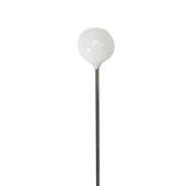 OASIS Atlantic® Round Head Boutonniere Pins - Matte White - 144/Pack