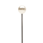 OASIS Atlantic® Round Head Boutonniere Pins - Matte White - 250/Pack