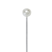 OASIS Atlantic® Round Head Boutonniere Pins - Pearl - 144/Pack