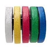 OASIS Atlantic® Stem Wrap, Metallic - Metallic Red - 1/Pack