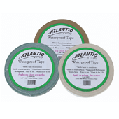 "OASIS Atlantic® Waterproof Tape - 1/2"" White - 1/Pack"