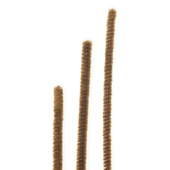 OASIS Chenille Stem - Brown - 100/Pack