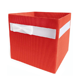 OASIS Clayrton's Simply Container - Red - 10/Pack
