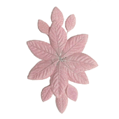 OASIS Corsage Back - Glitter Pink - 3/Pack