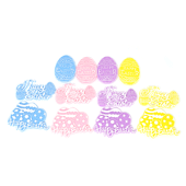 Easter OASIS Floral Picks - 3 Style Assortment - 24/Pack