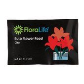 OASIS Floralife® Bulb Food Clear 300 Powder - 1 qt./1 L Packet - 100/Box