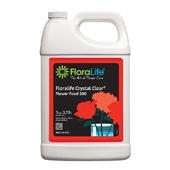 OASIS Floralife CRYSTAL CLEAR® Flower Food 300 - Liquid - 1 Gallon