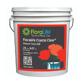 OASIS Floralife CRYSTAL CLEAR® Flower Food 300 - Powder - 20 lb.