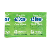 Floralife® Clear 200 eZ Dose® Delivery System - 2 qt./2 L - 2000 Case