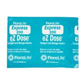 OASIS Floralife® Express 200 eZ Dose® Delivery System - 1.5 qt./1.5 L - 500 Case