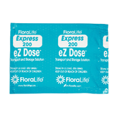 OASIS Floralife® Express 200 eZ Dose® Delivery System - 2 qt./2 L - 1000 Case