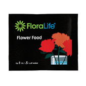 OASIS Floralife® Flower Food 300 - 1 pt./0.5 L Packet - 200/Box