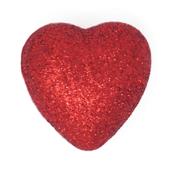Foam Solid Heart OASIS Floral Picks - 1 1/2