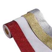 OASIS Glitter Tape - Silver - 1/Pack