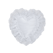 OASIS Heart-Shaped Pillows - 11