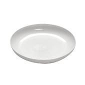 """OASIS LOMEY® Designer Dish - 9"""" - White"""