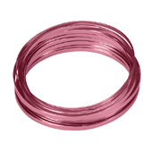 OASIS 3/16″ Flat Wire - Pink - 1/Pack