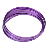 OASIS 3/16″ Flat Wire - Purple - 1/Pack