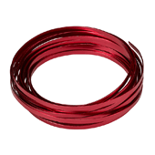 OASIS 3/16″ Flat Wire - Red - 1/Pack