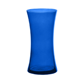 OASIS 8″ Color Gathering Vase - Cobalt - 12/Case