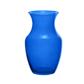 OASIS 8″ Color Rose Vases - Cobalt - 12/Case