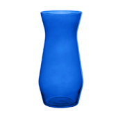 OASIS 9-1/4″ Color Paragon Vase - Cobalt - 12/Case