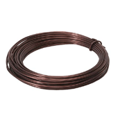 OASIS Aluminum Wire - Brown - 1/Pack