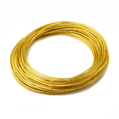 OASIS Aluminum Wire - Gold - 1/Pack