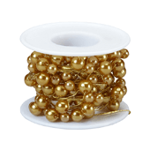 OASIS Beaded Wire - Gold - 1/Pack