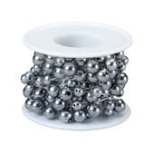 OASIS Beaded Wire - Silver - 1/Pack