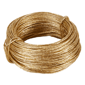OASIS Bind Wire Bright - Gold - 1/Pack