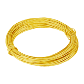 OASIS Bind Wire Bright - Golden Yellow - 1/Pack