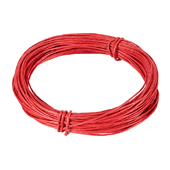 OASIS Bind Wire Bright - Red- 1/Pack