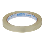 "OASIS® Clear Tape - 1/2"" - 1/Pack"