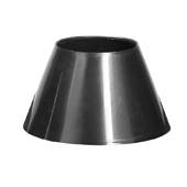 OASIS Cooler Bucket Cone Base - Black - Small - 12 Case