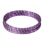 OASIS Diamond Wire - Purple - 1/Pack