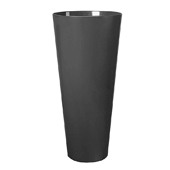 "OASIS Display Bucket - Black - 22"" - 4 Case"