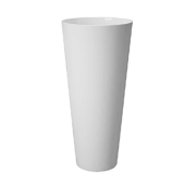 OASIS Display Bucket - White - 22