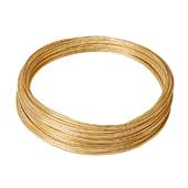 OASIS Etched Wire - Gold Matte - 1/Pack