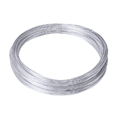 OASIS Etched Wire - Silver Matte - 1/Pack