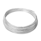 OASIS Etched Wire - Steel Matte - 1/Pack