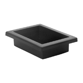 OASIS Everyday Dish - Onyx - 36 Case