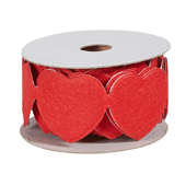 OASIS Felt Wrap with Adhesive Back - Red Heart - 1/Pack