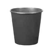 OASIS Free-Standing Cooler Bucket - Black - 10 1/2 - 12 Case
