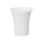 "OASIS Free-Standing Cooler Bucket - White - 10"" - 6 Case"