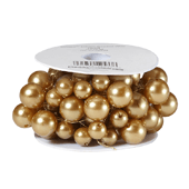OASIS Mega Beaded Wire - Gold - 1/Pack