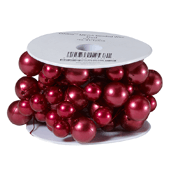 OASIS Mega Beaded Wire - Red - 1/Pack