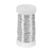 OASIS Metallic Wire - Silver - 1/Pack